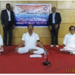 'Pranayama for Enhancing Immunity in COVID-19 Pandemic' Webinar on the occasion of National Sports Day